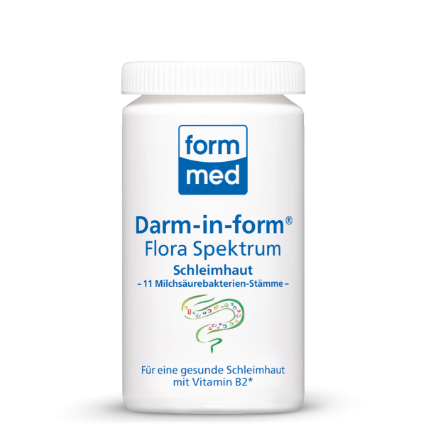 Darm-in-form Flora Spektrum