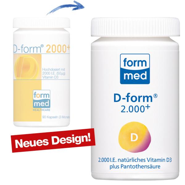 D-form® 2.000+