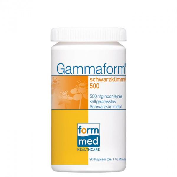 Gammaform® schwarzkümmel 500