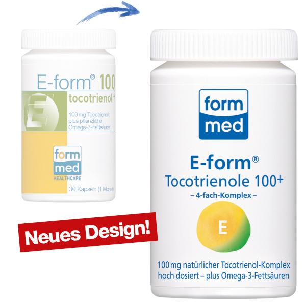 E-form® Tocotrienole 100+