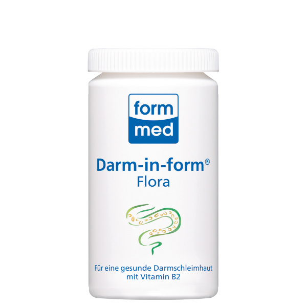 Darm-in-form Flora