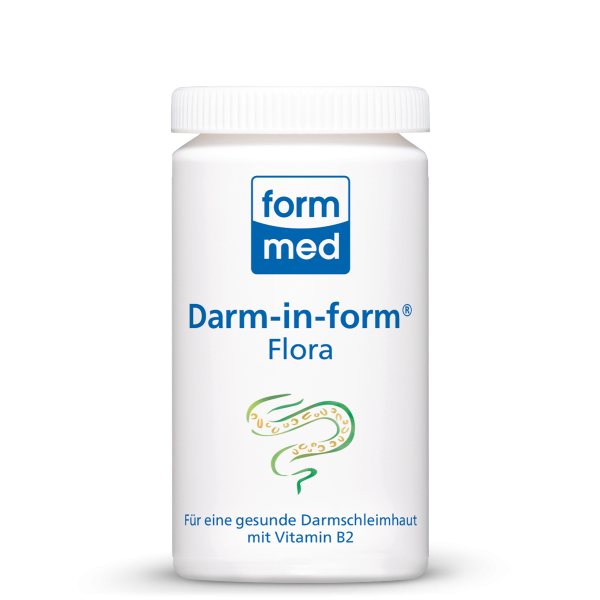 Darm-in-form Flora
