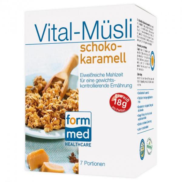 Vital-Müsli schoko-karamell