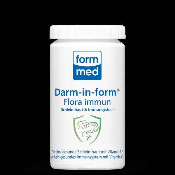 Darm-in-form Flora immun