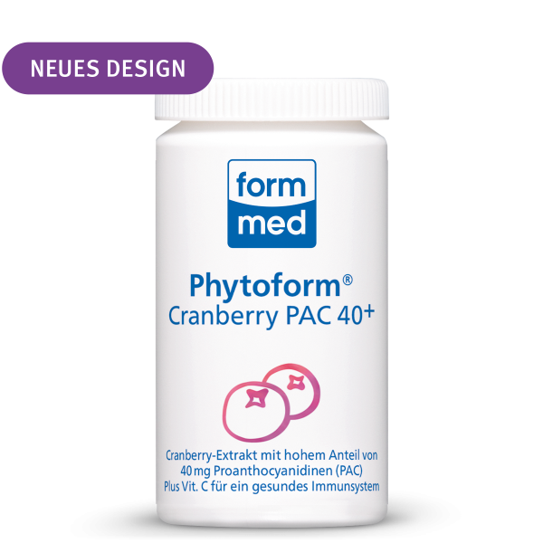 Phytoform® Cranberry PAC 40+
