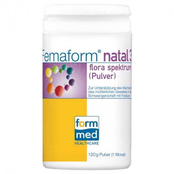 Femaform® natal 3 flora spektrum (Pulver)