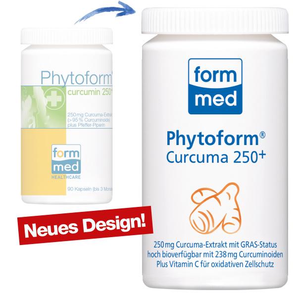 Phytoform® Curcuma 250+