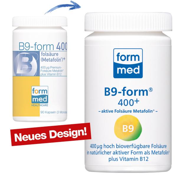 B9-form® 400+