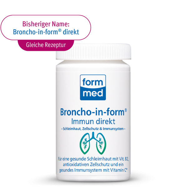 Broncho-in-form® Immun direkt