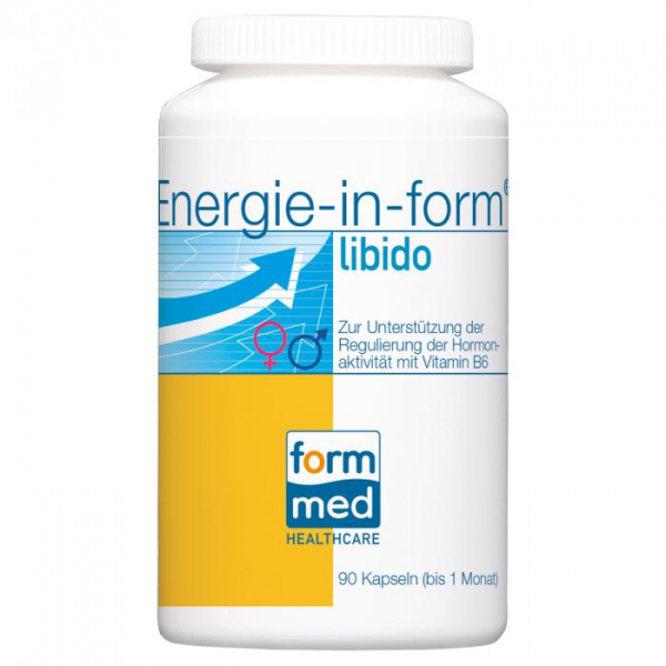 Energie-in-form® libido