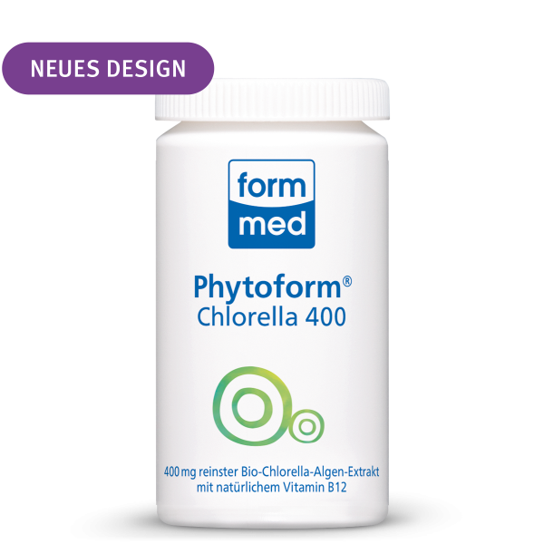 Phytoform® Chlorella 400