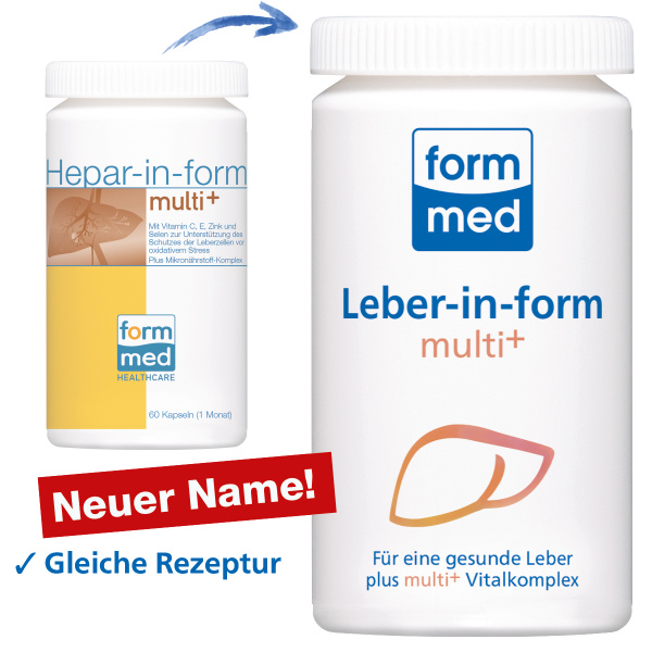 Leber-in-form multi+