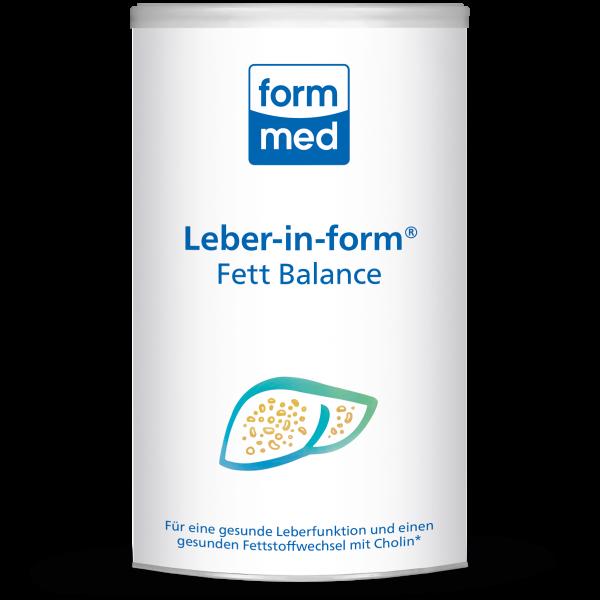 Leber-in-form Fett Balance