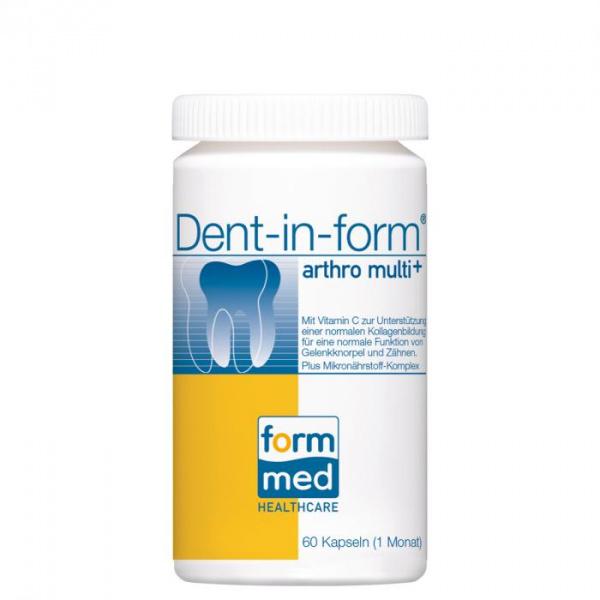 Dent-in-form arthro multi+