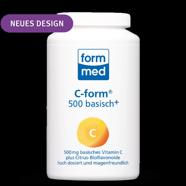C-form® 500 basisch+