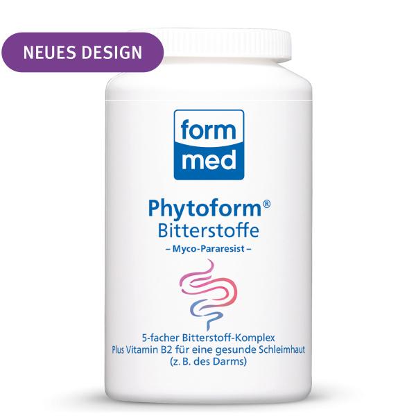 Phytoform® Bitterstoffe (ehem. mycoresist)