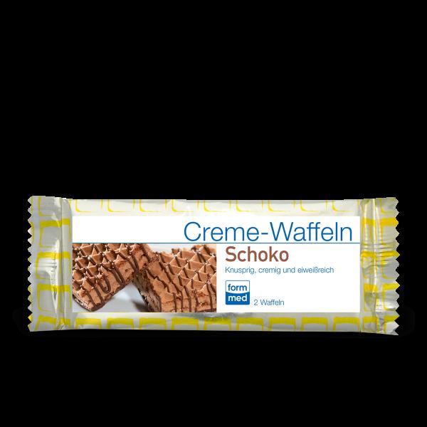 Creme-Waffeln Schoko
