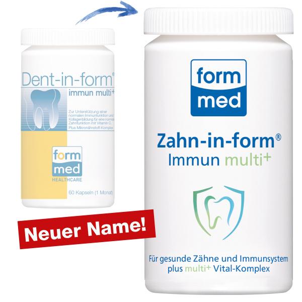 Zahn-in-form Immun multi+