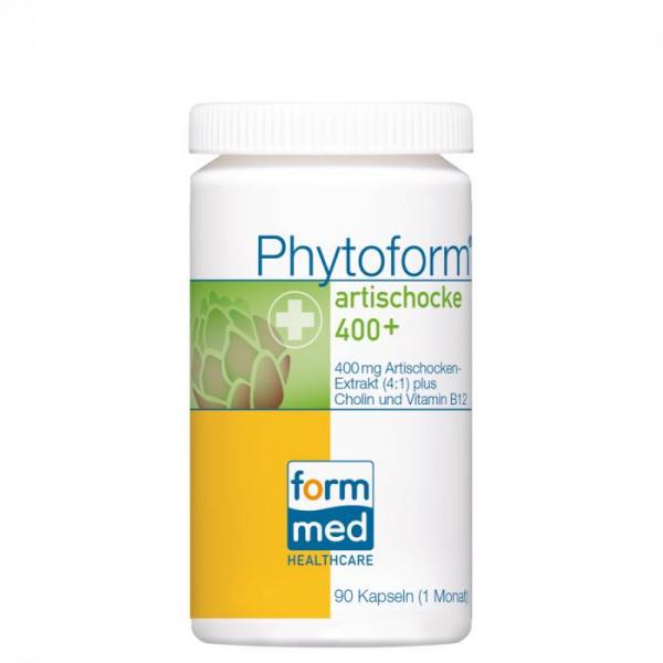 Phytoform® artischocke 400+