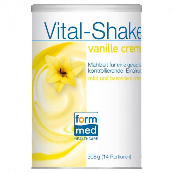 Vital-Shake Vanille Creme