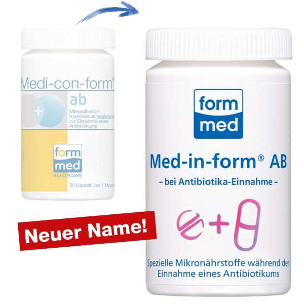 Med-in-form® AB (ehem. Medi-con-form®)