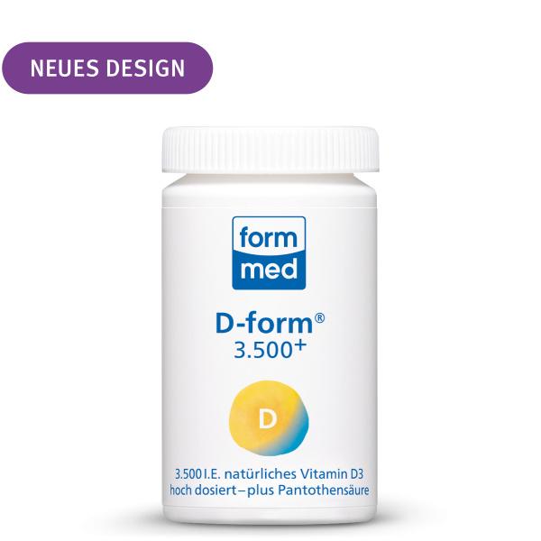 D-form® 3.500+