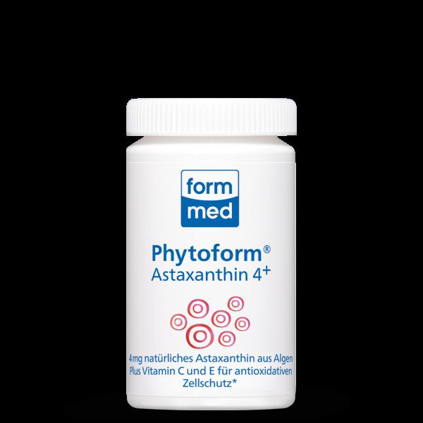 Phytoform® Astaxanthin 4+