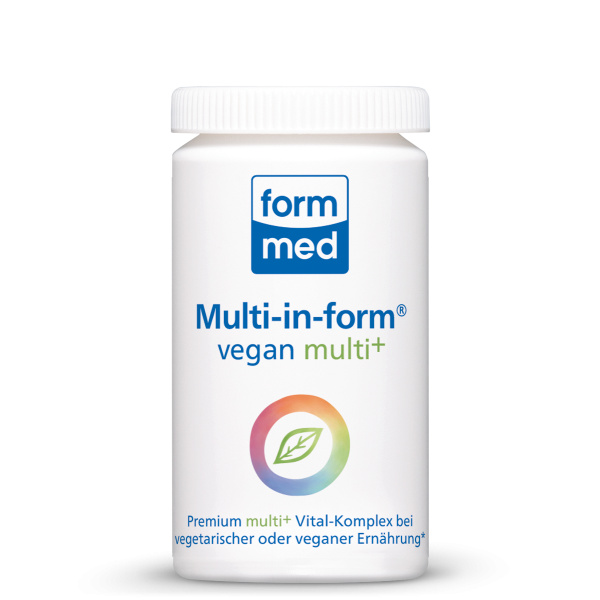 Multi-in-form® vegan multi+