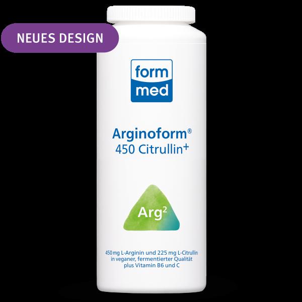 Arginoform® 450 Citrullin+