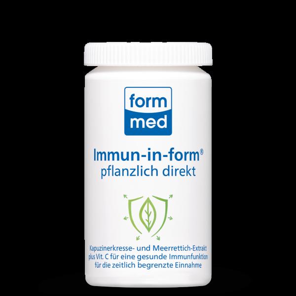 Immun-in-form® pflanzlich direkt