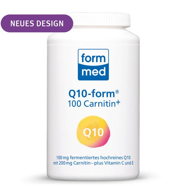 Q10-form® 100 Carnitin+