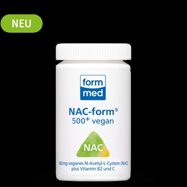 NAC-form® 500+ vegan