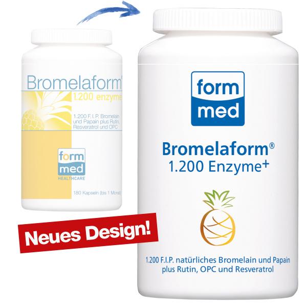Bromelaform® 1.200 Enzyme+