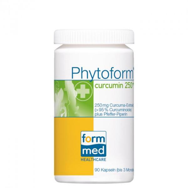 Phytoform® curcumin 250+