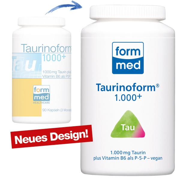 Taurinoform® 1.000+