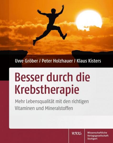 Buch: Besser durch die Krebstherapie
