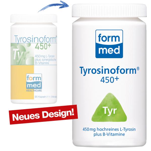 Tyrosinoform® 450+