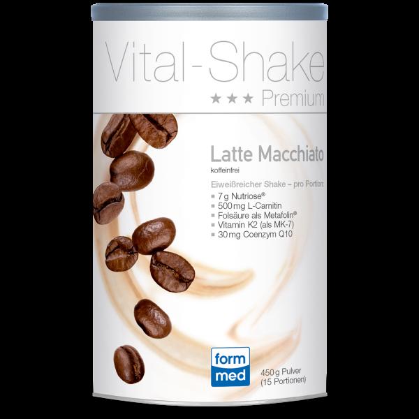 Vital-Shake Premium Latte Macchiato