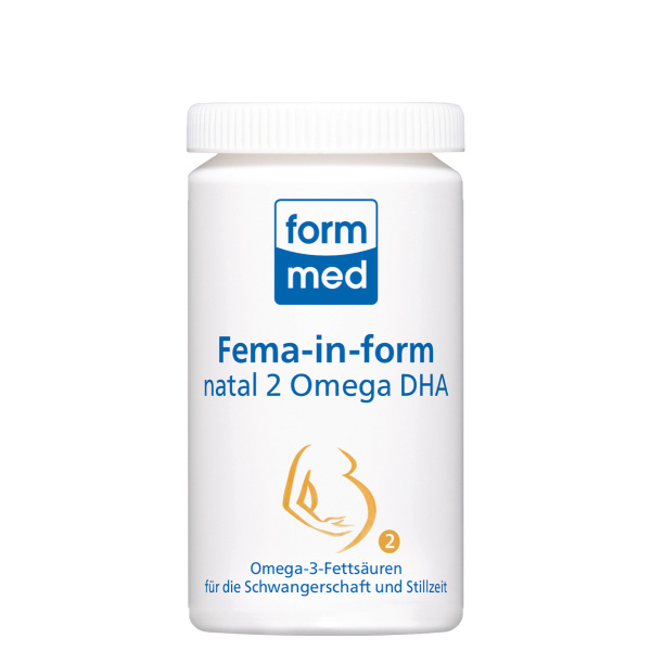 Fema-in-form® natal 2 Omega DHA