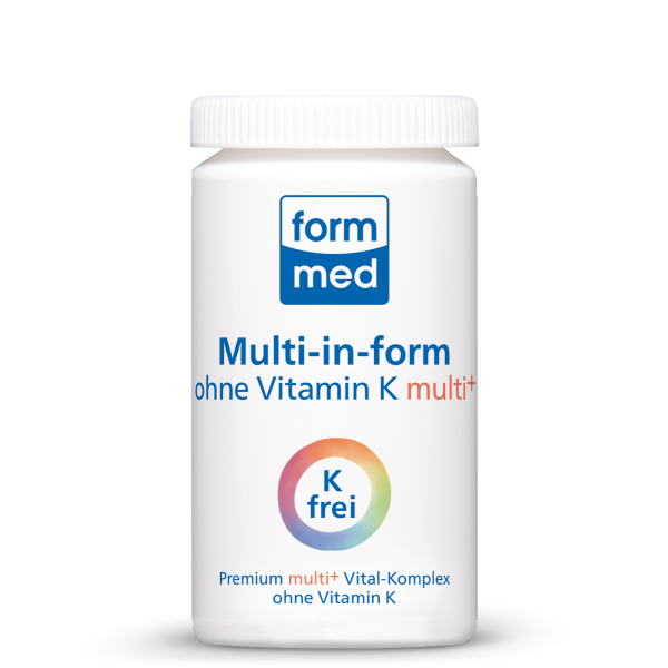Multi-in-form® ohne Vitamin K multi+