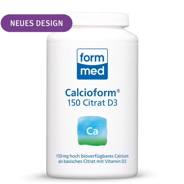 Calcioform® 150 Citrat D3