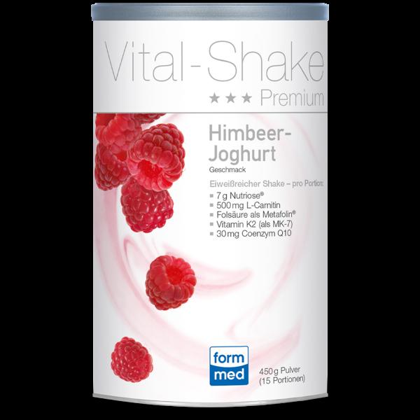Vital-Shake Premium Himbeer-Joghurt