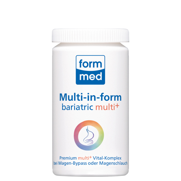 Multi-in-form® bariatric multi+