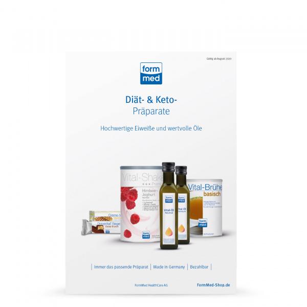 Katalog Diät- & Keto-Präparate