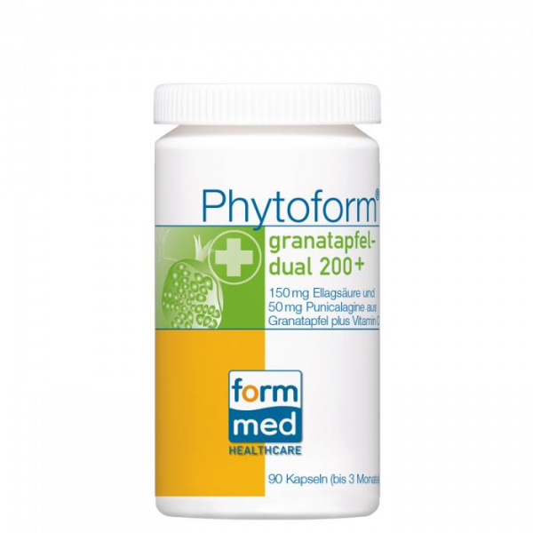 Phytoform® granatapfel-dual 200+