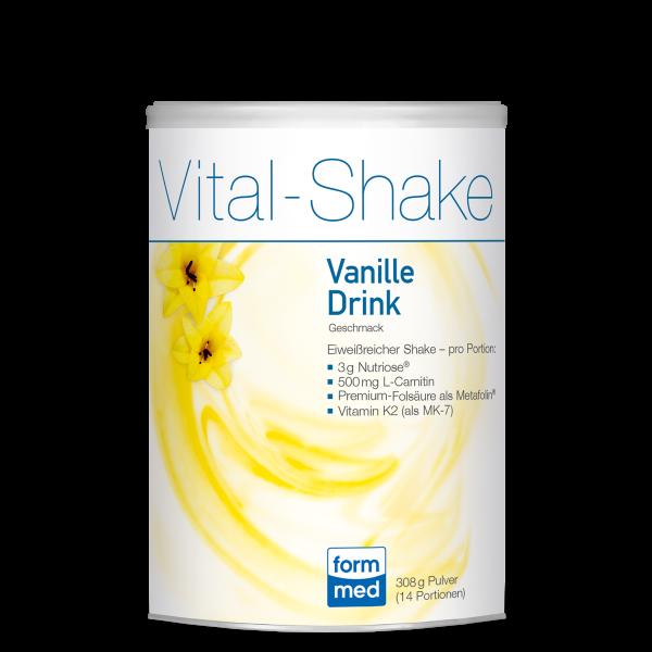 Vital-Shake Vanille Drink