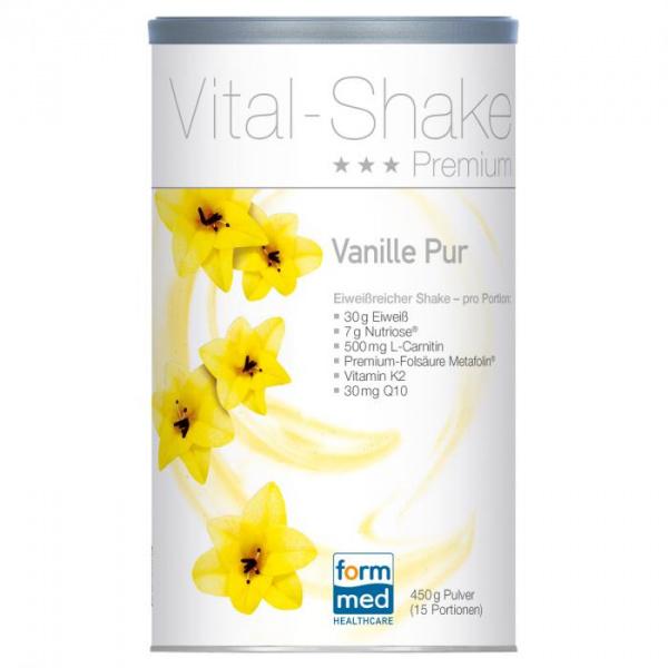 Vital-Shake Premium Vanille Pur