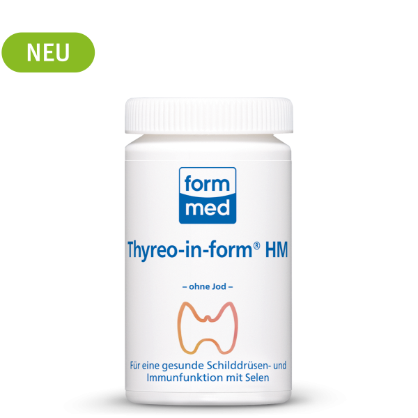 Thyreo-in-form® HM (ohne Jod)