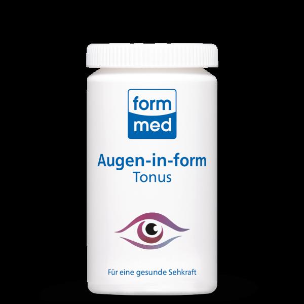 Augen-in-form Tonus