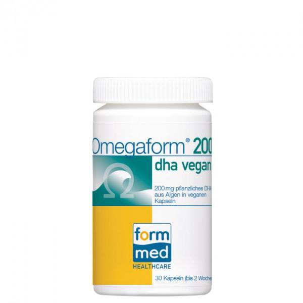 Omegaform® 200 dha vegan